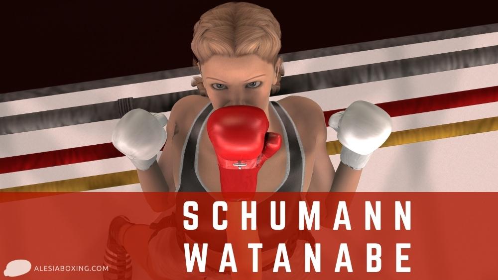 Alesia Schumann vs Akane Watanabe