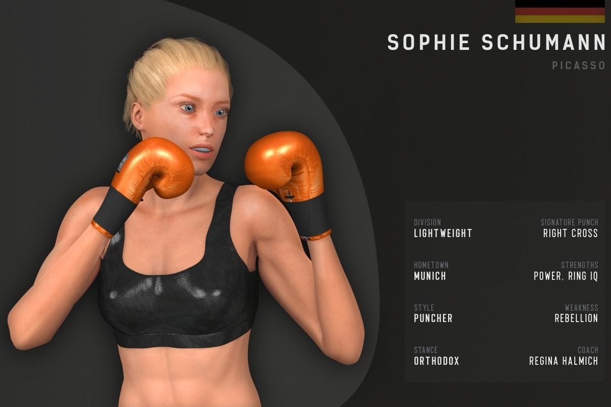 Sophie Schumann