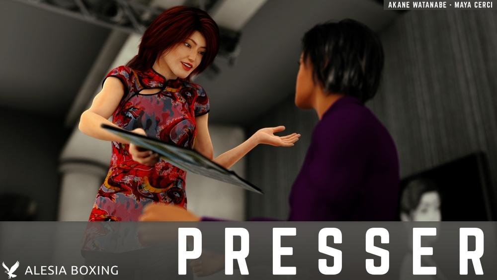 Akane Watanabe Maya Cerci press conference