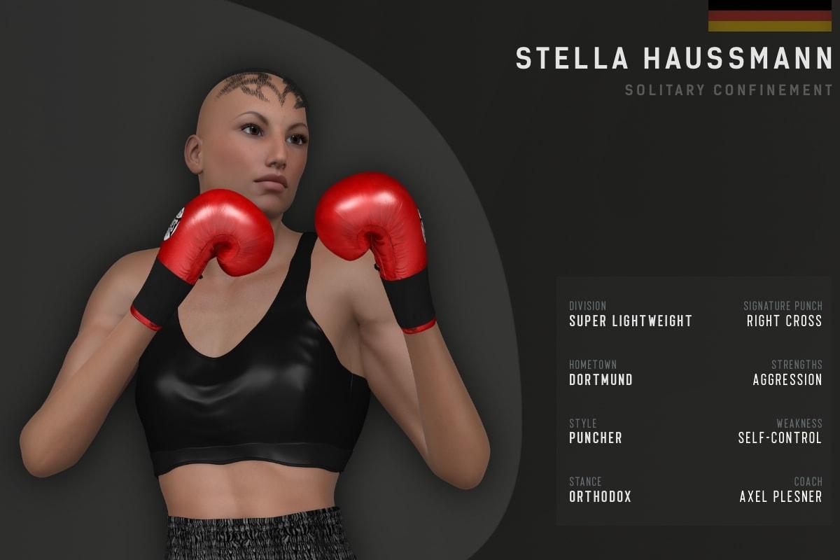 Stella Haussmann