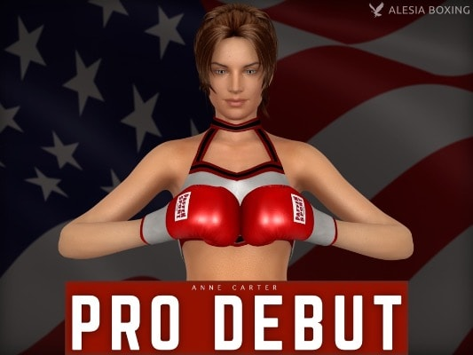 Anne Carter pro debut