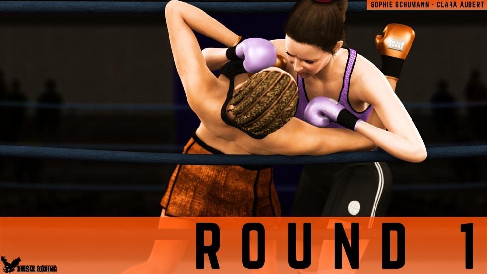 Sophie Schumann Clara Aubert Round 1