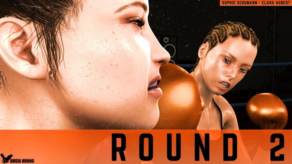 Sophie Schumann Clara Aubert Round 2