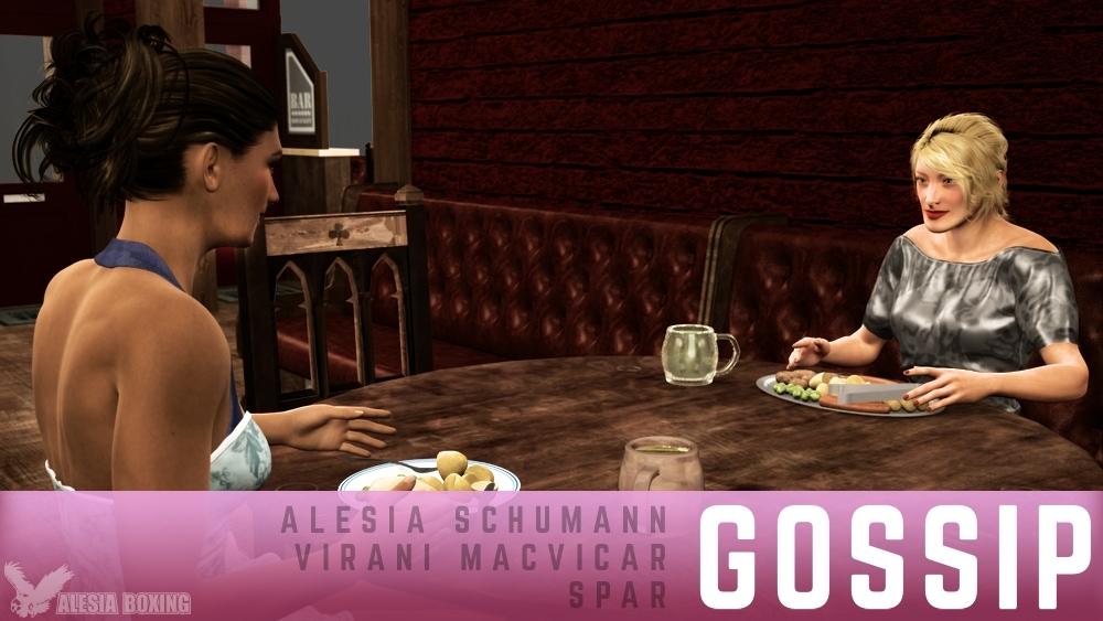 Alesia Virani gossip teaser