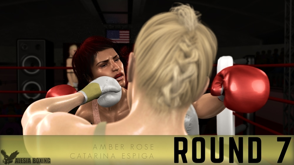 Amber Rose Catarina Espiga Round 7 cover