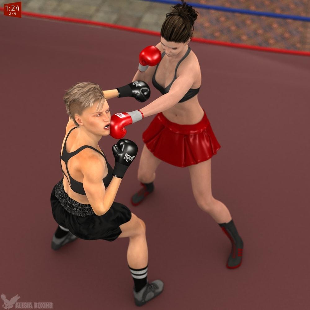 Chelsea Carter Valerie Hardy 2-1