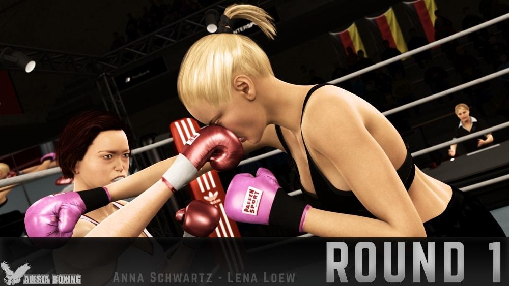 Anna Schwartz Lena Löw Round 1