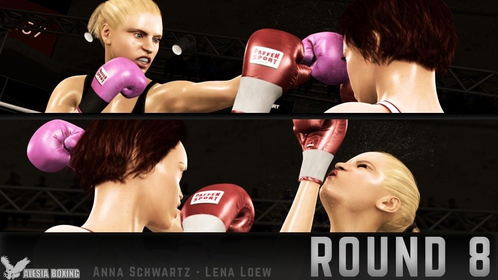 Anna Schwartz Lena Löw Round 8