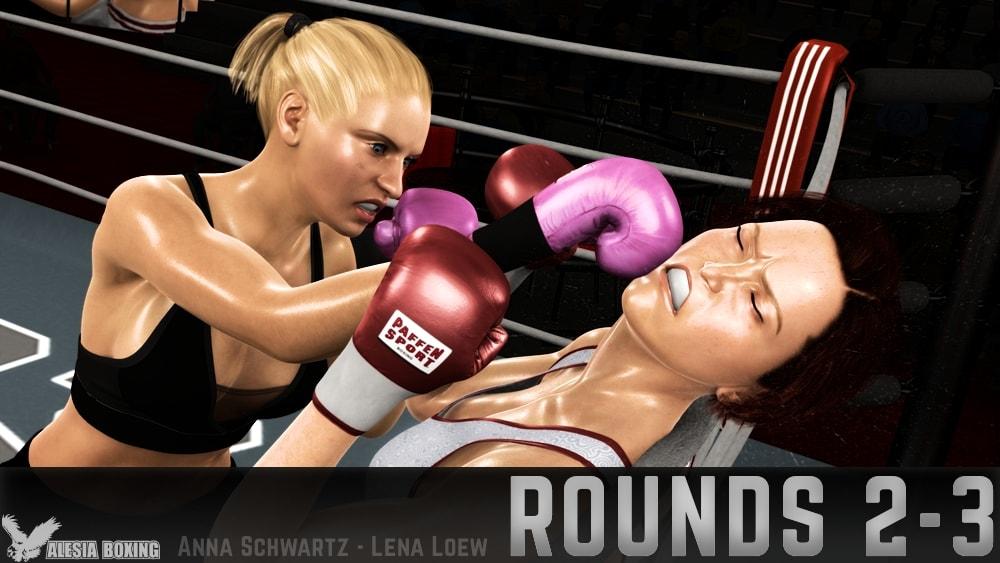 Anna Schwartz Lena Loew rounds 2-3