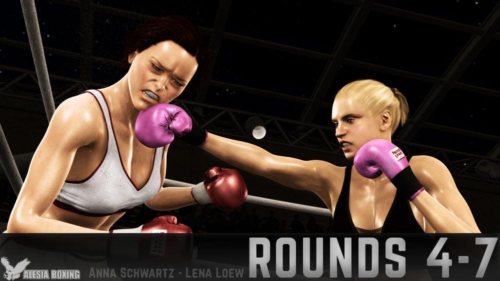Anna Schwartz Lena Löw Rounds 4-7