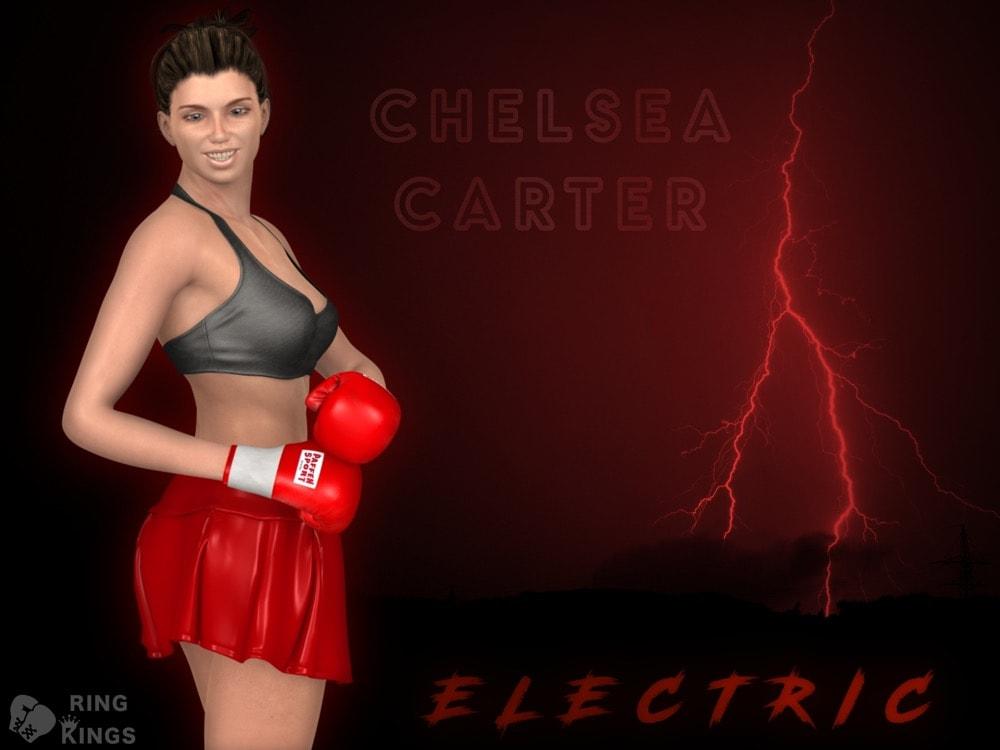 Chelsea Carter contract