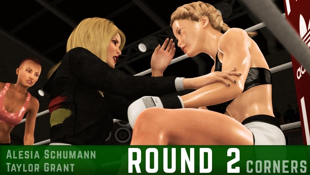 Alesia Schumann Taylor Grant Round 2 corners
