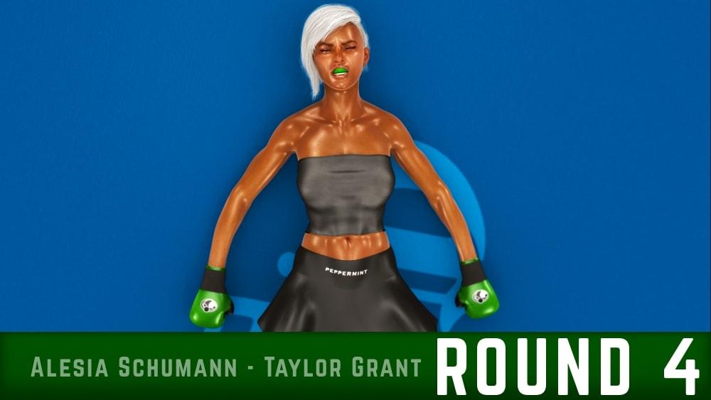 Alesia Schumann Taylor Grant Round 4