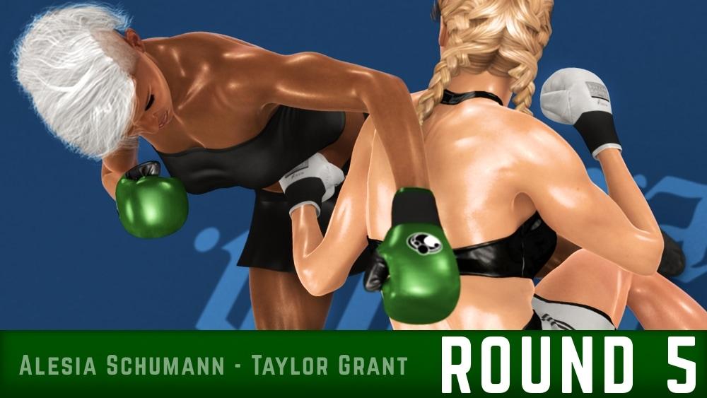 Alesia Schumann Taylor Grant Round 5
