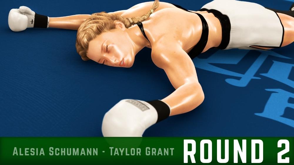 Alesia Schumann Taylor Grant Round 2