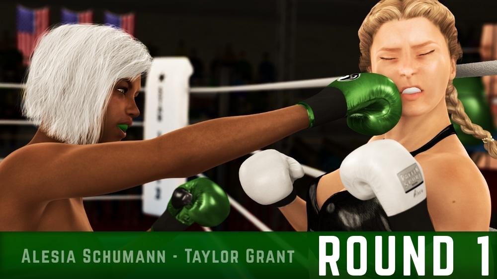 Alesia Schumann Taylor Grant Round 1