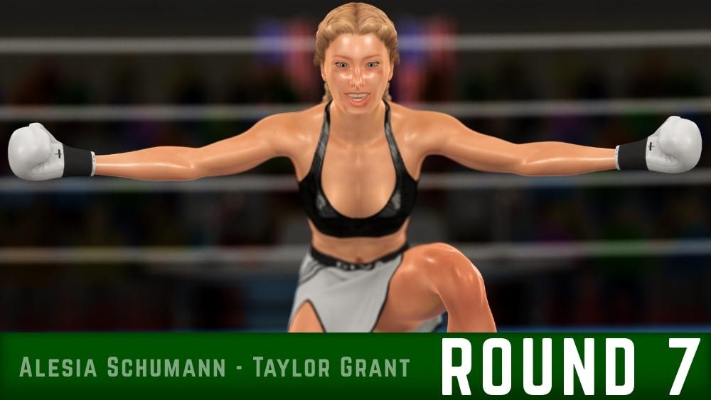 Alesia Schumann Taylor Grant Round 7