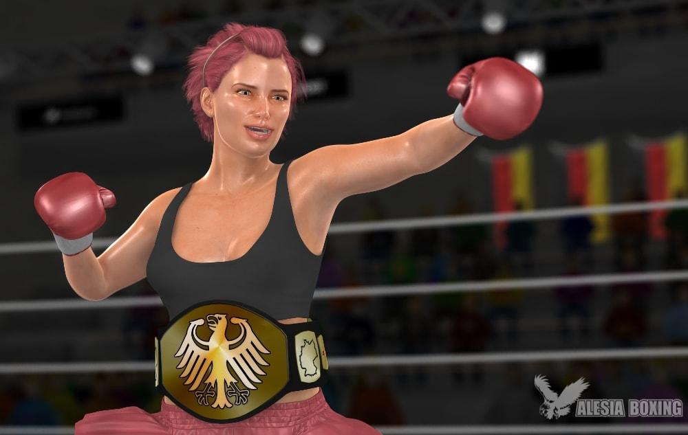 Michaela Sommer champ