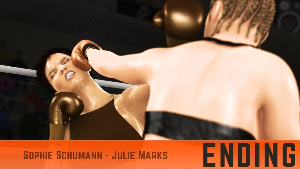 Sophie Schumann Julie Marks Rounds 5-6