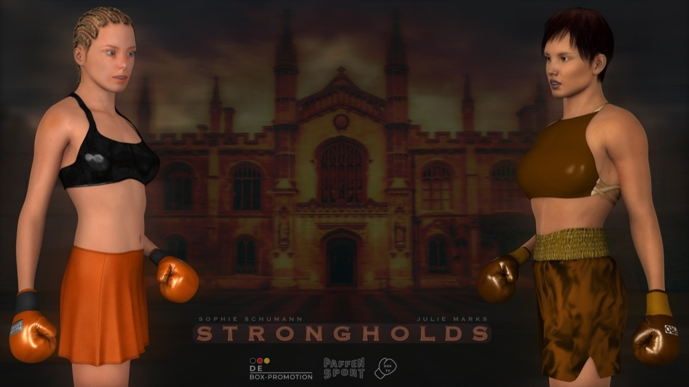 Strongholds poster