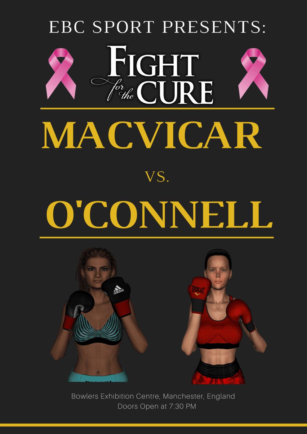 Fight Poster - Virani v. Cammy