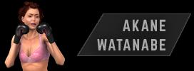 Akane Watanabe