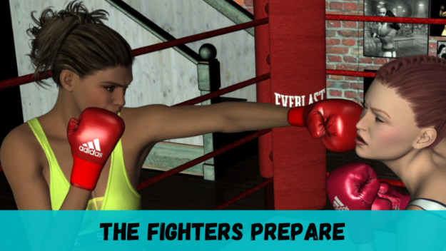 The Fighters Prepare