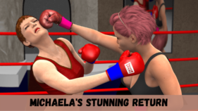 Michaela's Stunning Return