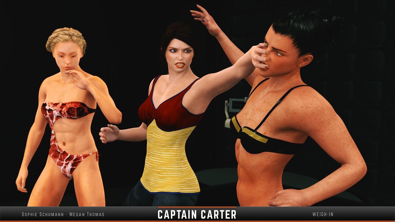 captain carter