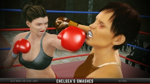 Chelsea Carter two wins