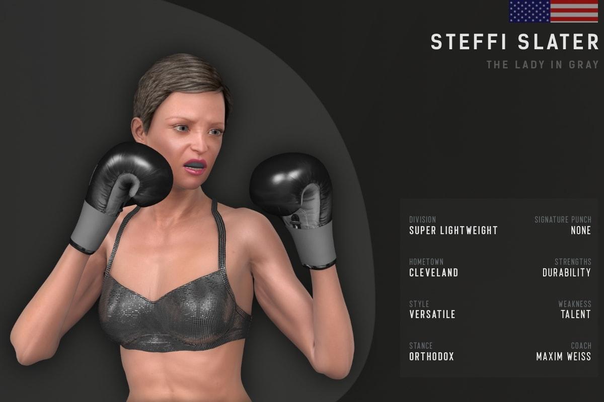 steffi slater