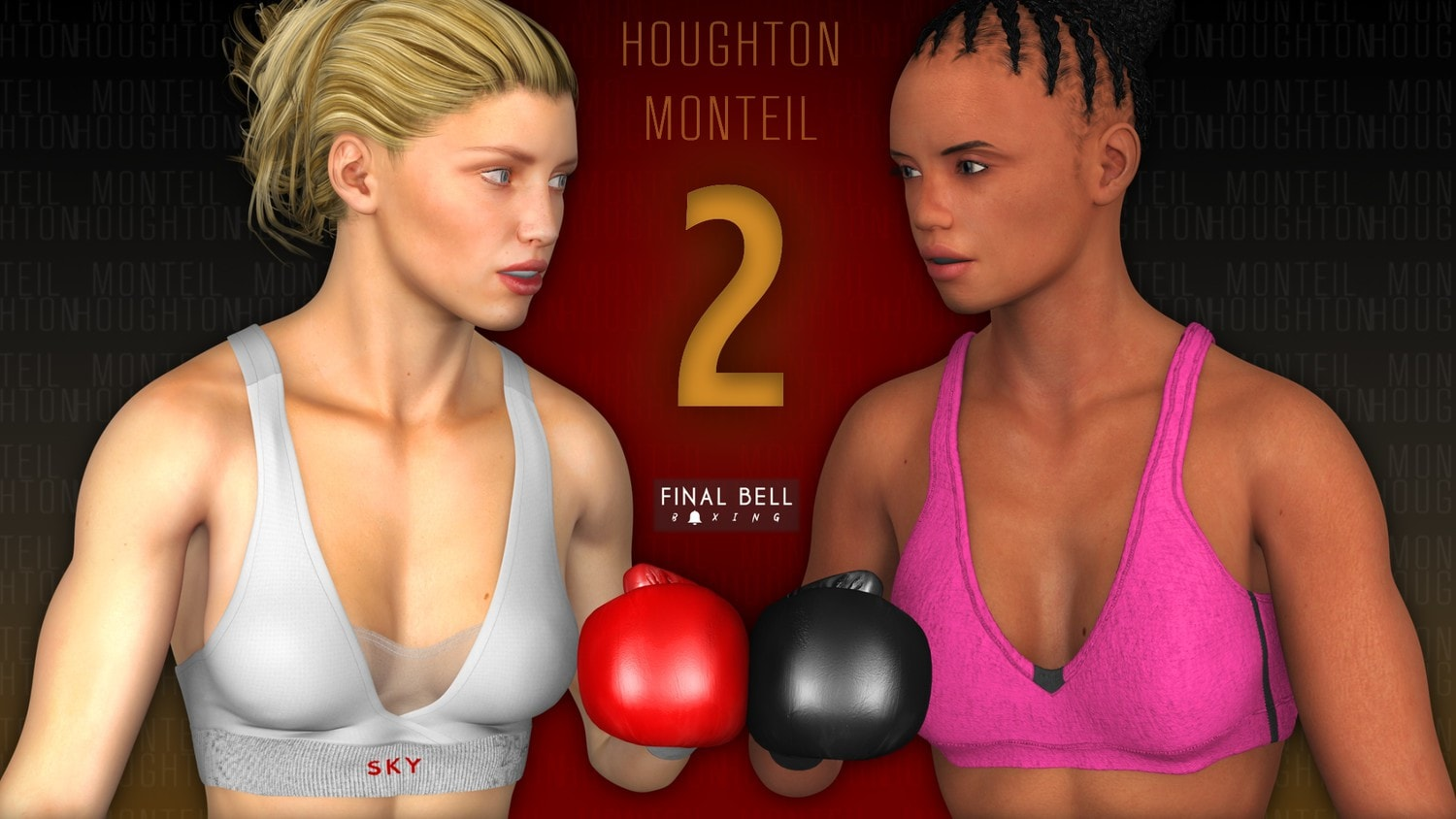 Sky Houghton Nadia Monteil rematch